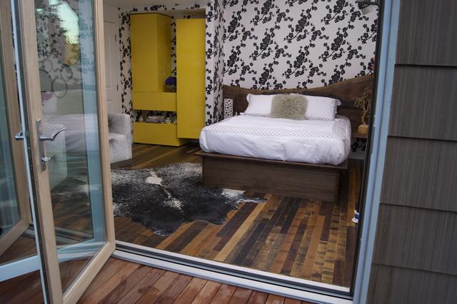 Jakarta market blend rustic reclaimed flooring for Reclaimed wood flooring portland