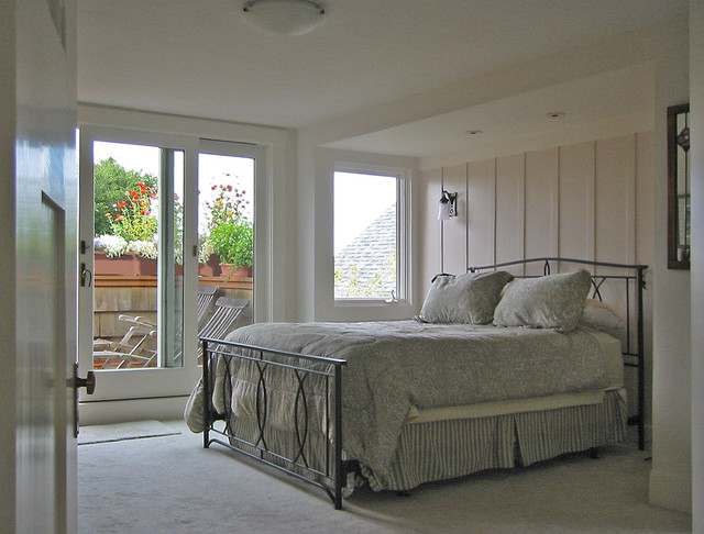 James Hill Architect traditional bedroom