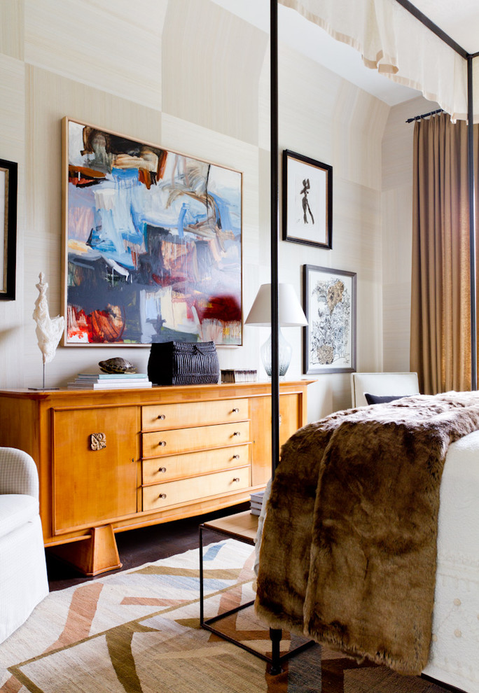 James Michael Howard Holiday House Hamptons Contemporary Bedroom New York By Rikki Snyder
