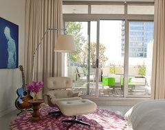 jamesthomas, LLC modern-bedroom