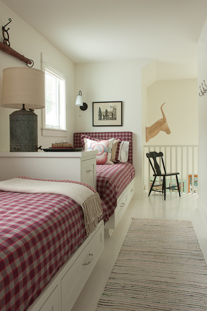 jamesthomas, LLC farmhouse-bedroom