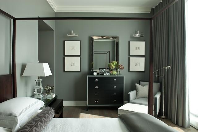 Interior Designers Decorators Jamesthomas LLC Contemporary Bedroom