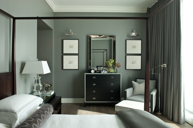 jamesthomas, LLC contemporary bedroom