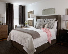 Jane Lockhart Bedroom Makeover traditional bedroom