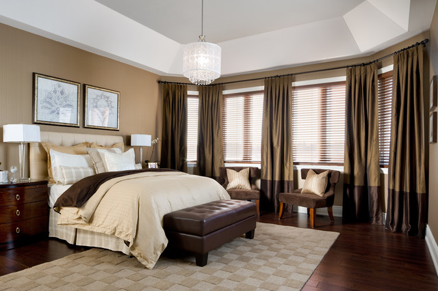 Jane lockhart interior design traditional bedroom for Houzz interior design ideas