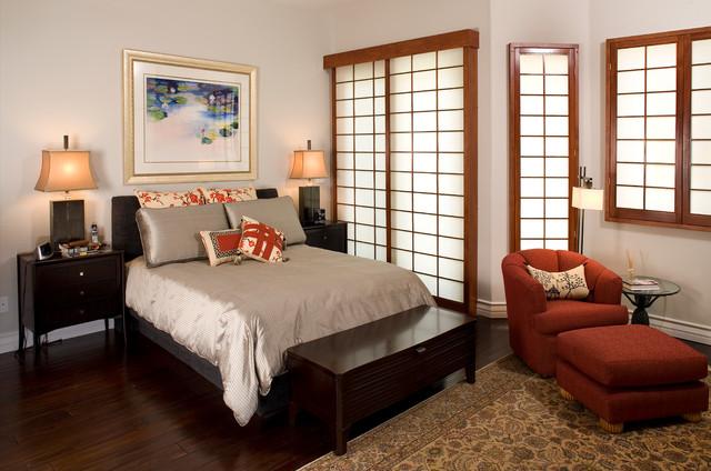 Japanese Inspired Bedroom Asian Bedroom