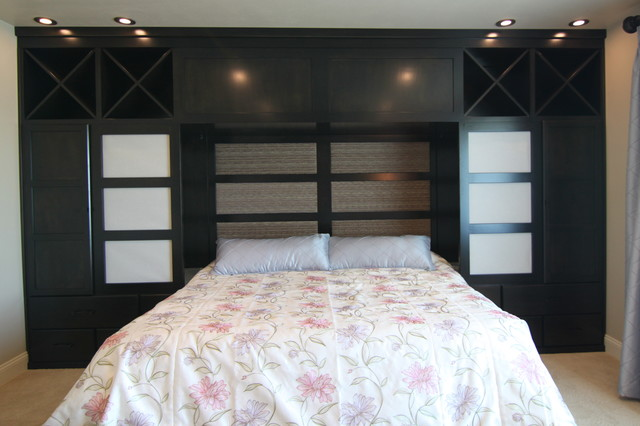 Japanese Inspired Master Bath Contemporary Bedroom Miami By Jcselects