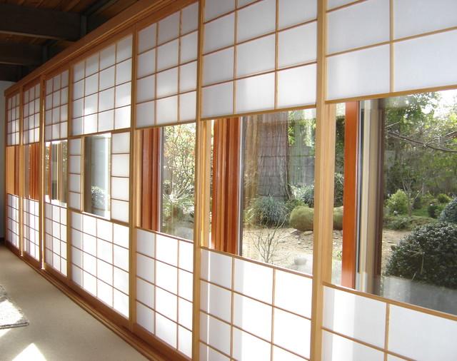 Japanese Yuki Mi Shoji Screens Asian Bedroom San