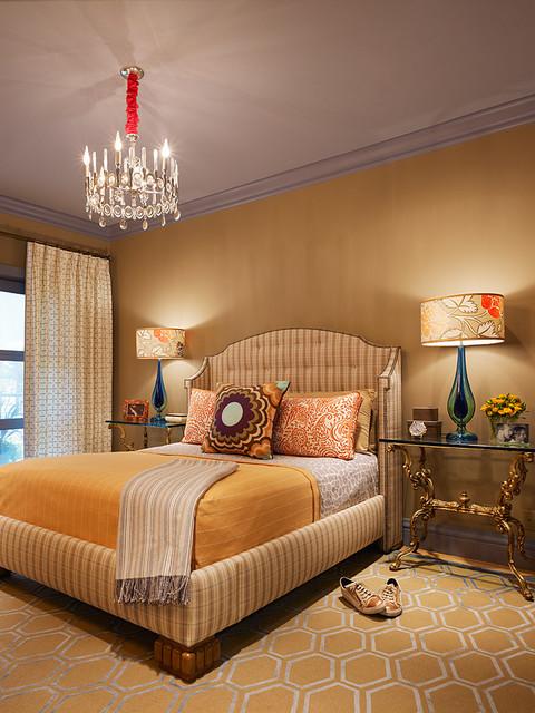 Jay Jeffers Home eclectic-bedroom