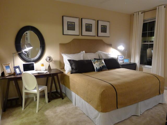 Jefferson Point modern-bedroom