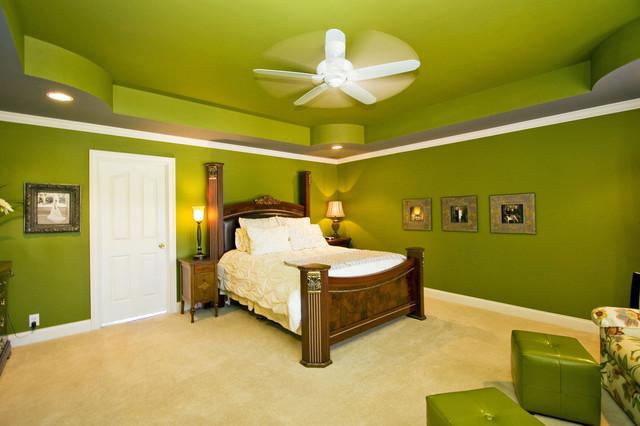 Jeffrey Johnson eclectic-bedroom