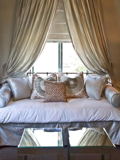 Jen Porter  bedroom