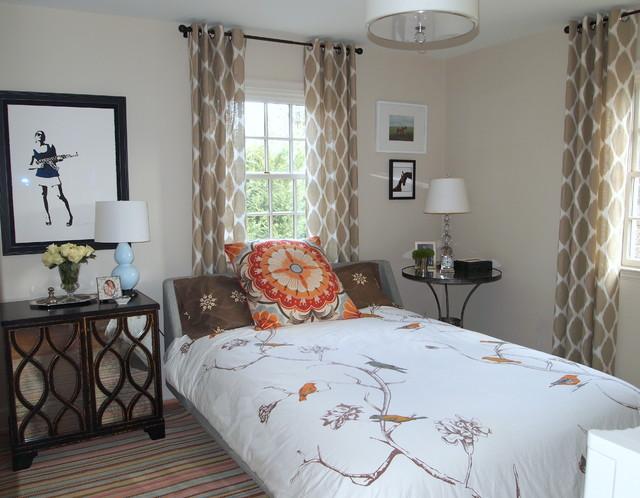 Jenkins Baer Associates eclectic-bedroom