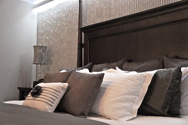 Jenna Denson Contemporary Bedroom Dallas By JDS DESIGNS