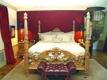 Jessica Hall Associates traditional-bedroom
