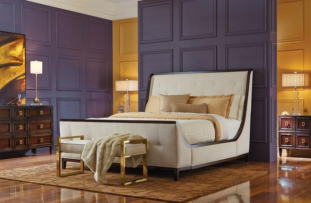 Jet Set Bedroom Collection By Bernhardt Modern Bedroom