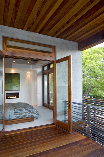 jewell - sundeck bridge modern bedroom