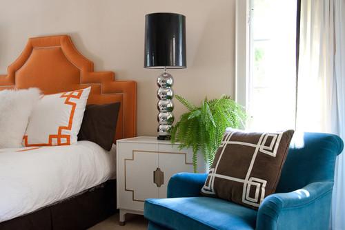 Master Bedroom Interior designed by Jill Sorensen - Dura Supreme Blog