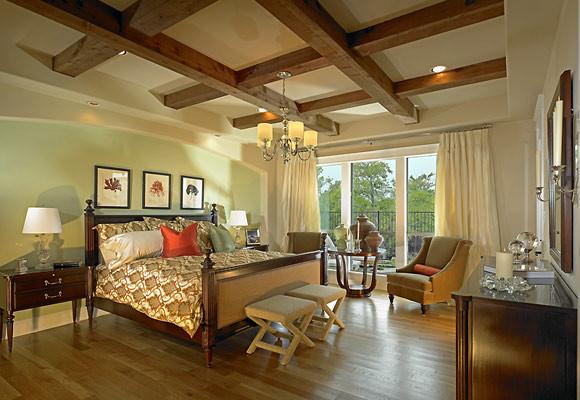 JLA mediterranean-bedroom