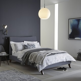Grey And White Bedroom Ideas And Photos Houzz