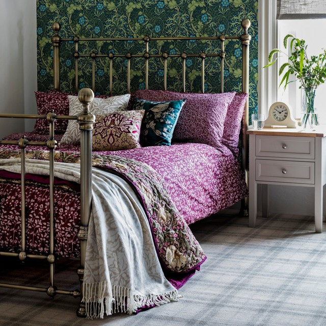 Bedroom Boudoir Chairs John Lewis Bedroom Ideas Black White Gold Bedroom Bedroom Wall Cupboards: John Lewis Relaxed Country Bedroom