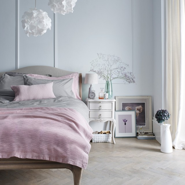 John lewis rose mist bedroom for Bedroom inspiration john lewis
