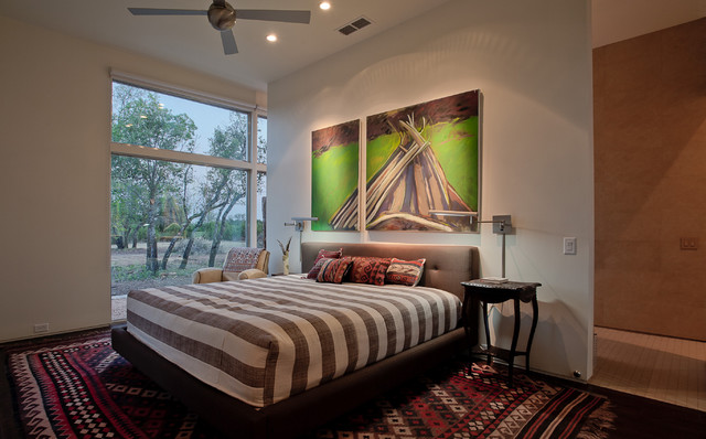 modern bedroom by NIMMO American Studio For Progressive Architecture
