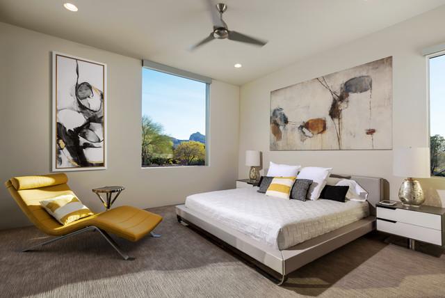 Joshua Tree Guest House Bedroom Contemporary Bedroom