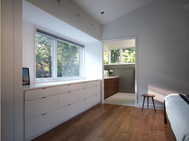 Jp House Modern Bedroom Boston By Studiohw