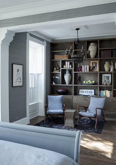 Julia Buckingham Edelmann eclectic-bedroom