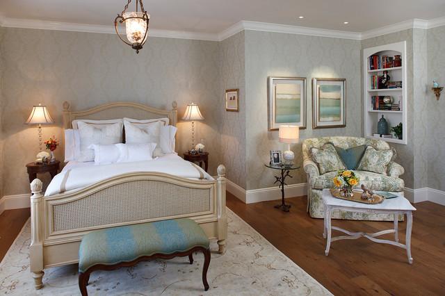 Julie Mifsud Interior Design traditional-bedroom