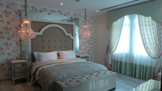 Jumeira Park Project Traditional Bedroom Other Metro