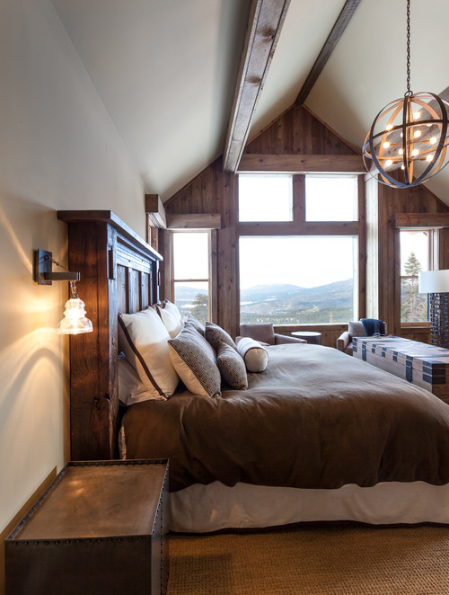Get Cozy With Cabin Style Decorating Town Country Living