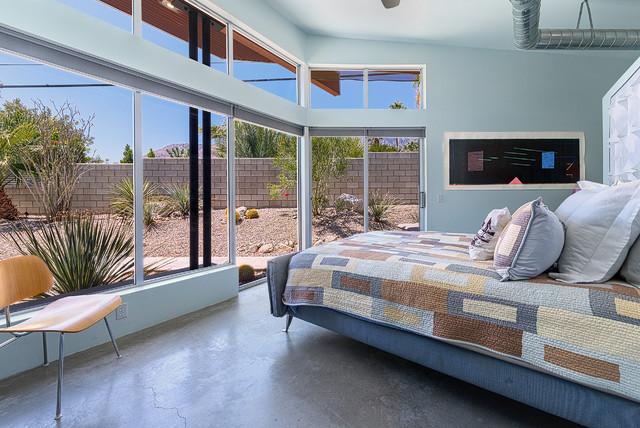 Junipero Ave II modern-bedroom