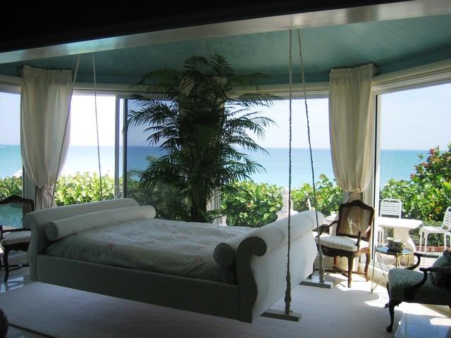 Jupiter island living room eclectic bedroom miami for Garden room jupiters