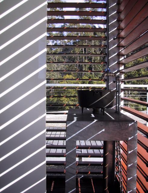 Kangaroo Valley House modern-bedroom