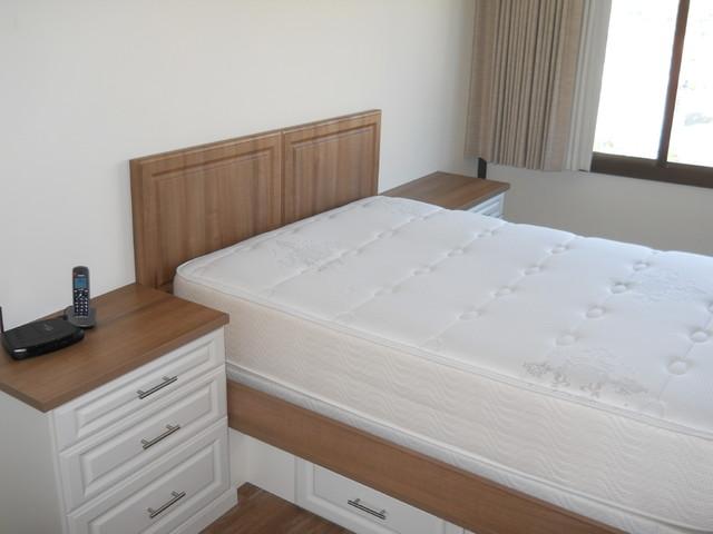 Kapiolani Condo - Platform Bed & Wall Unit traditional-bedroom