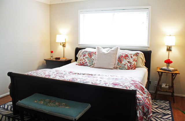 Kara Weik © 2012 Houzz traditional bedroom