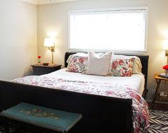 Kara Weik © 2012 Houzz traditional-bedroom
