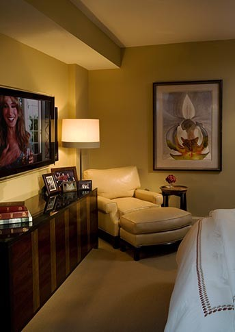 Karen Luria Interior Identity, Inc. | Full-service Residential and Commercial In contemporary-bedroom