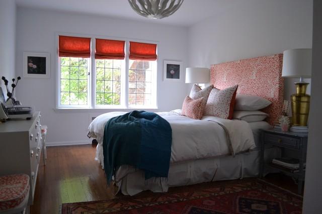 KATES CLOUD eclectic-bedroom