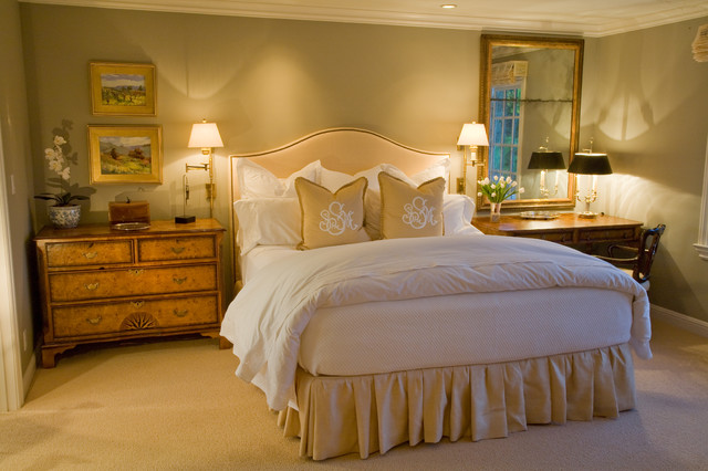 Kathleen Burke Design traditional-bedroom
