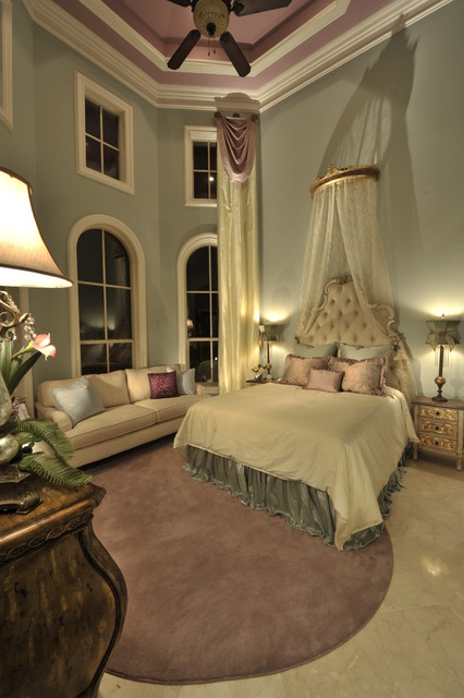 "The ""Wow"" Factor -- Traditional Interior Design traditional-bedroom"
