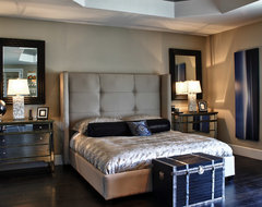 Kazazian Residence - Las Vegas traditional-bedroom