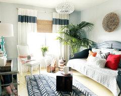 Kelly Edwards design bedroom