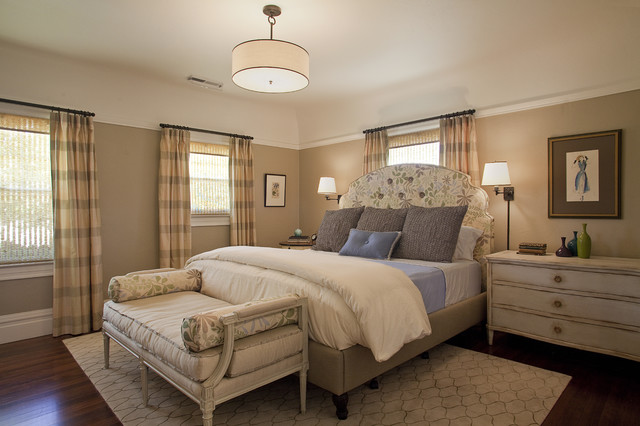 Kelly Scanlon Interior Design American Traditional Bedroom