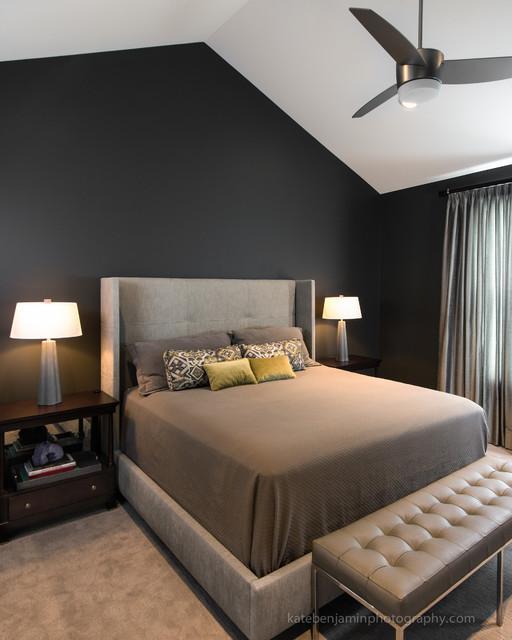 Ken Charles contemporary-bedroom