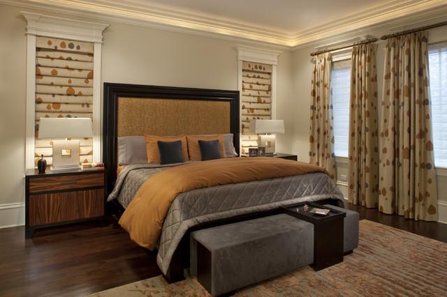 Kenmore Master Bedroom A Contemporary Chicago