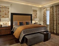 Kenmore Master Bedroom A contemporary-bedroom