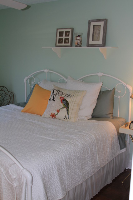 Kenner Residence traditional-bedroom
